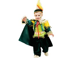 Costume Piccolo Peter Pan