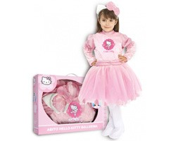 Abito Hello Kitty Ballerina