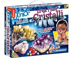 Focus junior crea i tuoi cristalli 8005125138142 for Crea i tuoi progetti di casa