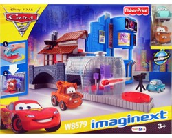 Imaginext - Playset Tokio Cars 2