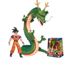 DragonBall Z - Superpack Goku + Drago