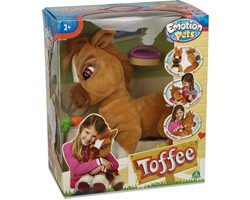 Toffee Emotion Pets