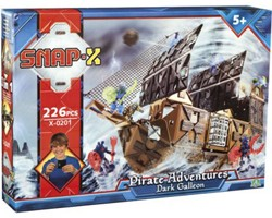 Snap-X Pirate Adventures - Dark Galleon