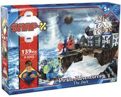 Snap-X Pirate Adventures - The Dock