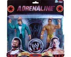 Personaggi Wrestling - Million Dollar Man Vs Ted Dibiase