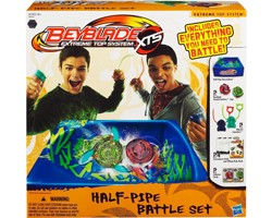 BeyBlade Half-Pipe Battle Set