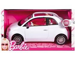 Auto Fiat 500 Di Barbie Bianca [027084800425] - € 45,00 : L