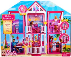 Casa di malib barbie 746775045470 139 90 l for La casa di malibu