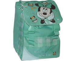 Zaino Estensibile Minnie Chic & Sweet Verde