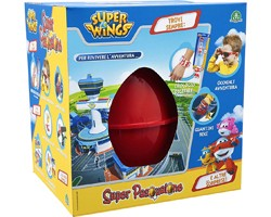 Super Pasqualone Super Wings 2017